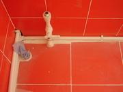 Водопровод,  канализация в домах и квартирах.