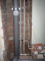 Замена стояков (отопления,  водоснабжения,  канализации)