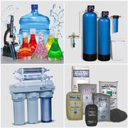 Водоочистка воды из скважины,  водоподготовка,  анализ воды в Дмитрове