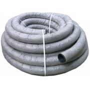 Труба дренажная гофр. однослойная ПНД 110/93-II (черная) с фильтром