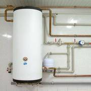 Установка и подключение водонагревателя недорого