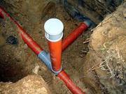 Водопровод под ключ. Прокладка водопровода