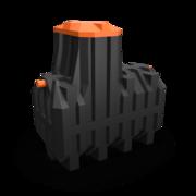 Станции биологической очистки ERGOBOX Термит (доставка,  установка)