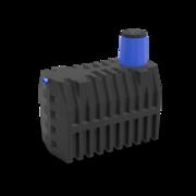 Септики накопительные Термит-N пластиковые (доставка,  установка)